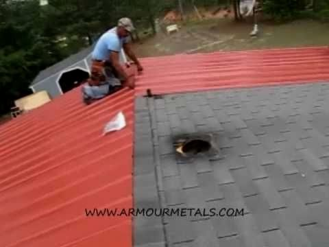 How To Measure And Install Multi Rib Or Armour Rib Metal Roofing Part 2 You Metal Roof Installation Roofing Diy Metal Roof