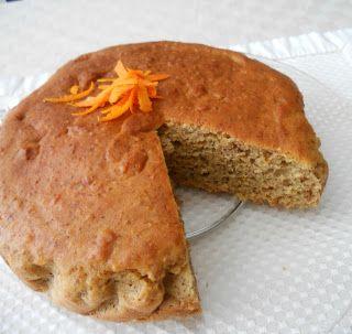 Sweet Paleo: Orange Cake