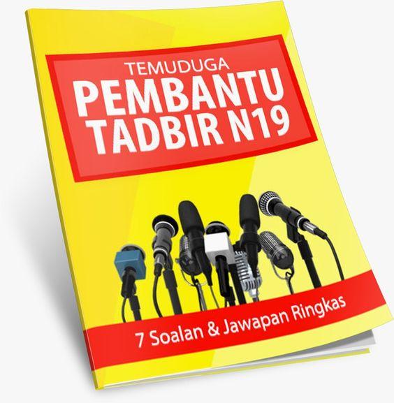Contoh Soalan Temuduga Pembantu Tadbir N19 Tips Semasa Temuduga Exam Ptd Novelty Sign Lightroom Save