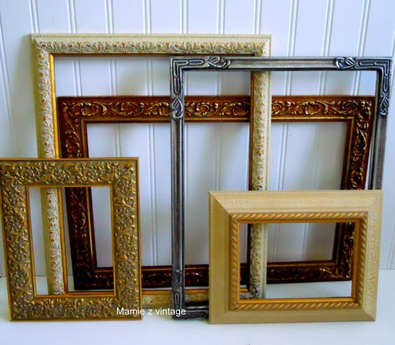 Decorative Collage Picture Frames