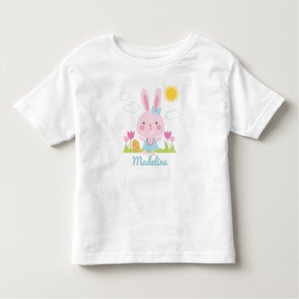Jumping Beans Easter Bunny Egg T-shirt for Baby /& Toddler Girls