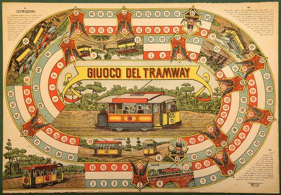 Il giuoco del tramway