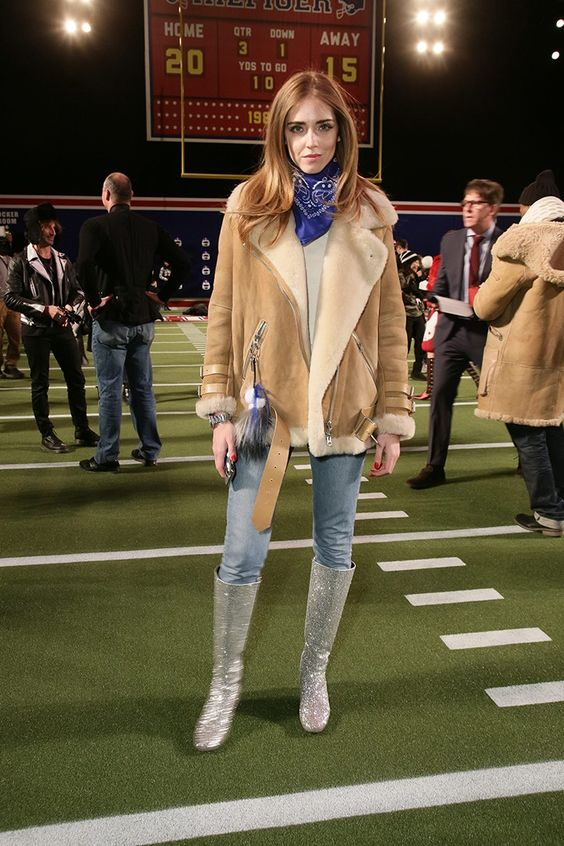 Las invitadas a la Semana de la Moda de Nueva York - Grazia