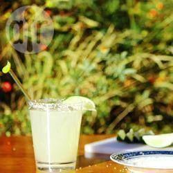 Margarita clásica @ allrecipes.com.mx