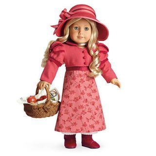 American Girl Caroline Travel Outfit
