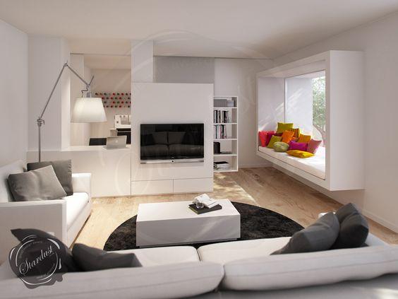 Modern Living Room Lamps living-room-modern-floor-lamp-tolomeo-by-artemide | design