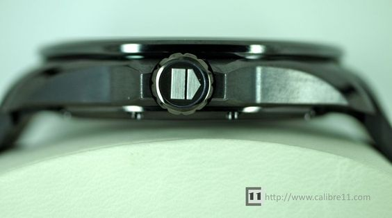 TAG Heuer Grand Carrera Pendulum Concept watch #watches