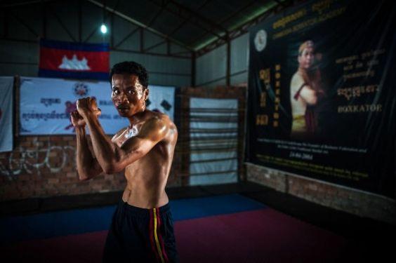 Khmer/Cambodian boxing (Bokator) lessons - TripAdvisor
