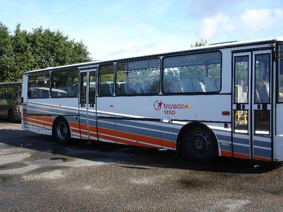autocar karosa recreo occasion ref 137243 transport en. Black Bedroom Furniture Sets. Home Design Ideas