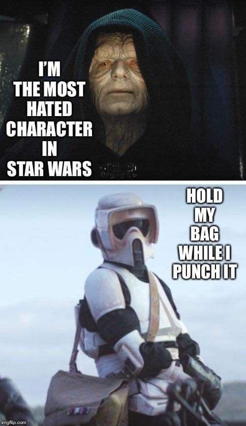 Serves You Right Star Wars Humor Star Wars Jokes Star Wars Memes