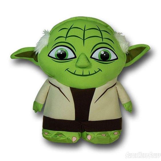 Star Wars Yoda Backpack Pal