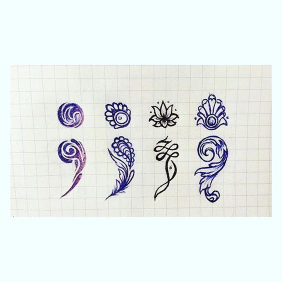 ; #semicolon