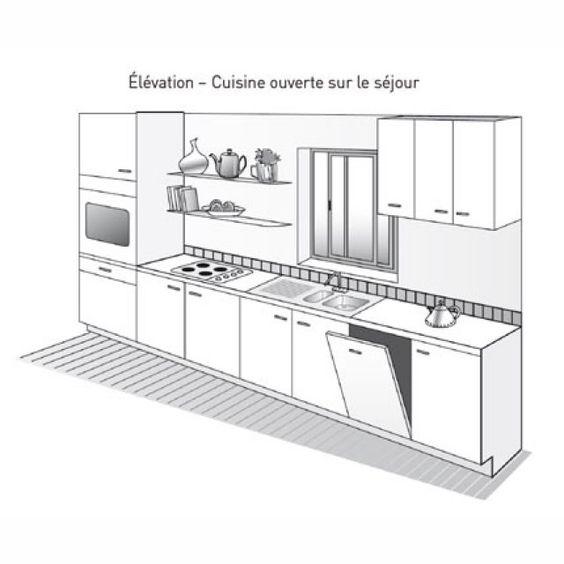Marie Claire Maison Cuisine. . Small Kitchen Inspiration Runs ...
