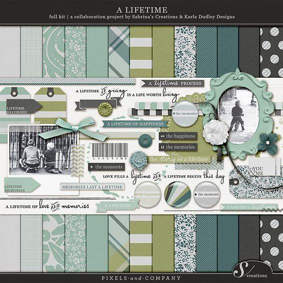 A Lifetime | Kit