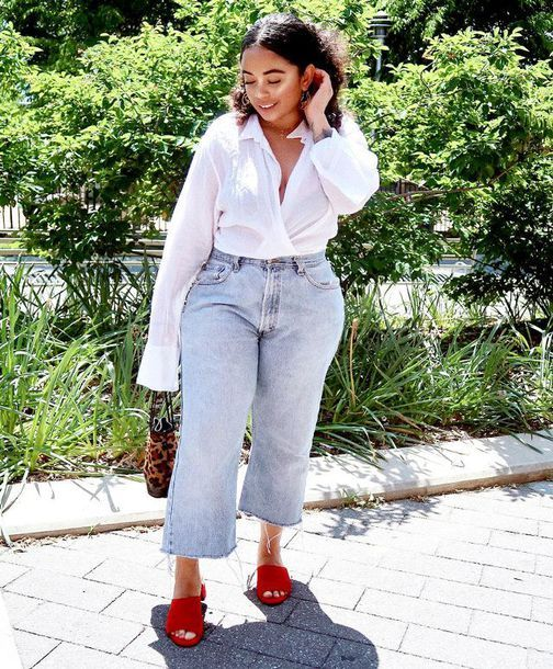 Adorable Plus Size Fashion
