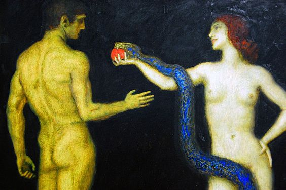 File:Franz-Von-Stuck-adam-and-Eve.jpg: