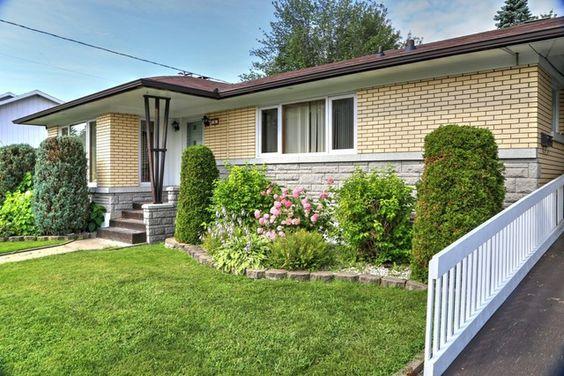 Maison De Plain Pied A Vendre A Trois Rivieres Mauricie Sutton Quebec Maison Plain Pied Maison A Vendre Maison