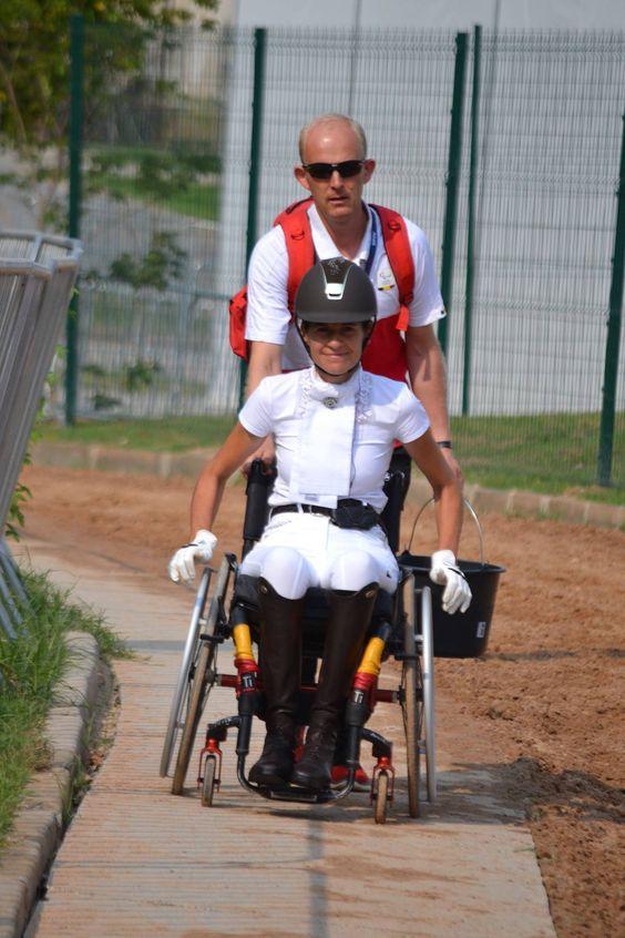 Paralympic Games - Team Belgium | Rio 2016 - Barbara