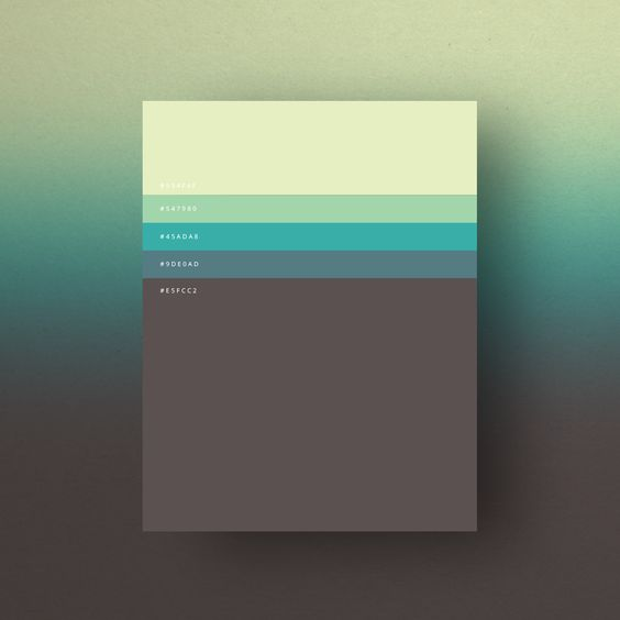 Minimalist Color palette posters collection When you think of minimal, the first thing that comes to your mind is less. The following posters are not action packed with photo-manipulated images, instead they take the most simple idea, its represent the B…: