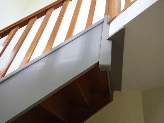 Comment Repeindre Facilement Un Escalier En Bois Escalier Bois Peinture Escalier Bois Repeindre Escalier