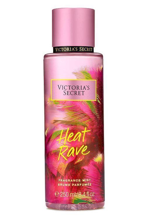 Secret Heat Rave fragrance mist
