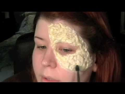 how to use liquid latex for scars