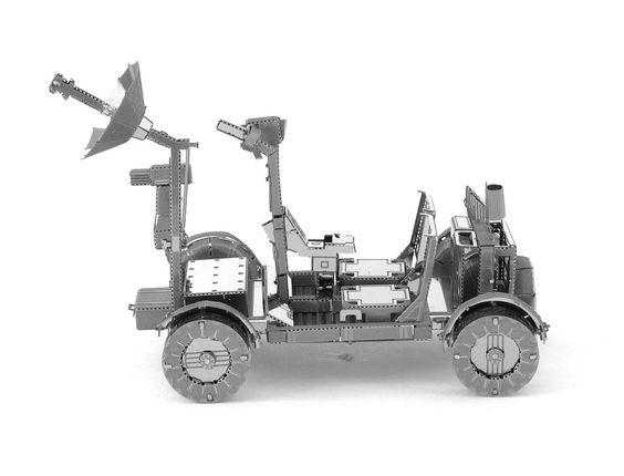 Metal Earth 3D Laser Cut Steel Model Kit - Lunar Rover