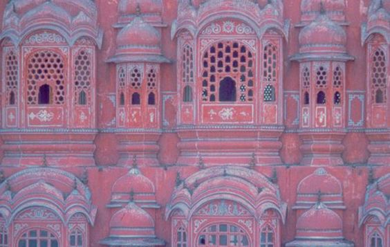 pink palace jaipur india