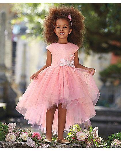 butterfly princess dress: