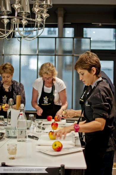 Take cooking class with a chef