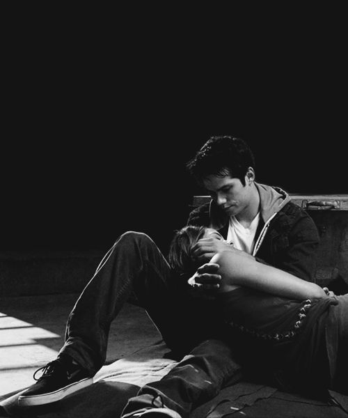 Imagine this: Stiles holding you in his arms and comforting you after a nightmare.  Stiles: It's ok, Y/N, you're safe. It's just a bad...