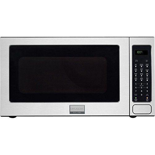 Frigidaire Fgmo205kf Gallery Series 24 2 0 Cu Ft Capac Https Www Amazon Com Dp B0029t3e9o Ref Built In Microwave Built In Microwave Oven Microwave Oven