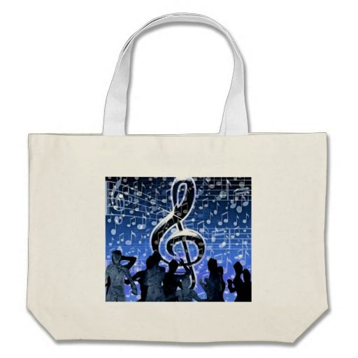 Celebration Time_ Tote Bag Musical style with people celebrating/parting Tote bag & Bags. Low Prices on all Bags. by Elenne Boothe  http://www.zazzle.com/celebration_time_tote_bag-149060213659451271