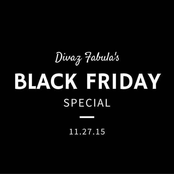 Hair & Makeup Black Friday Special