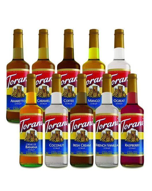 Torani Flavored Syrups Torani Italian Soda Recipe Soda Recipe Torani Recipes