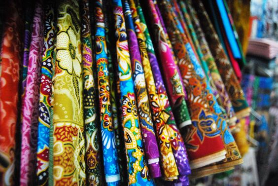 Nhiều loại vải đẹp và chất lượng