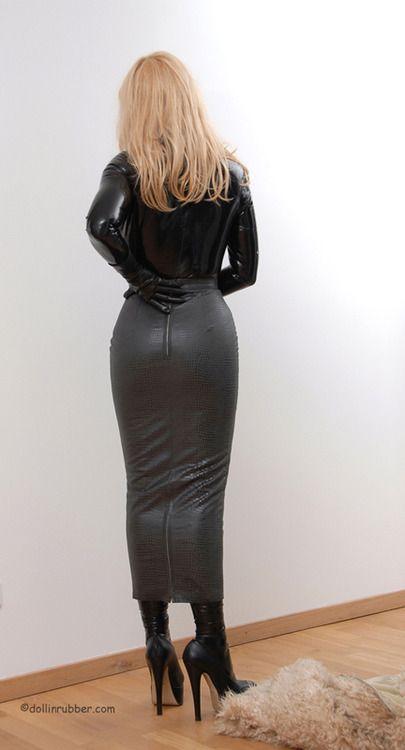 Hobble Skirt Fetish 36