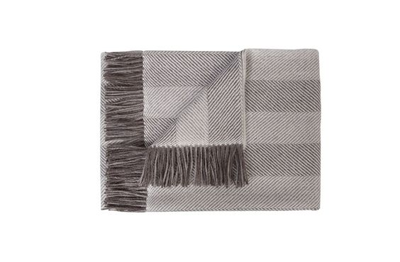 The traditional weave of these Alpaca wool throws are balanced by the modern contrast fringing and distinct colourings. Crafted from highly durable, soft fibres, these throws will ensure your interior remains luxurious for seasons to come.