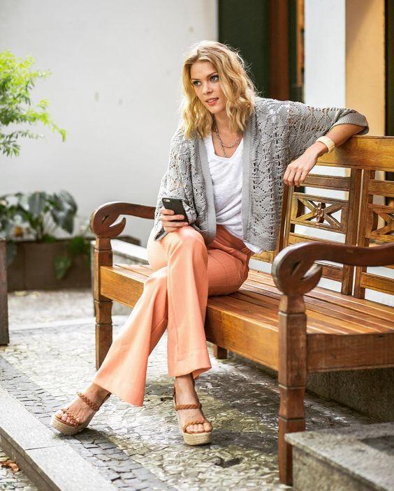 Amamos o kimono curtinho de tricot! E vocês? #ateen #moroccansummer #verao16