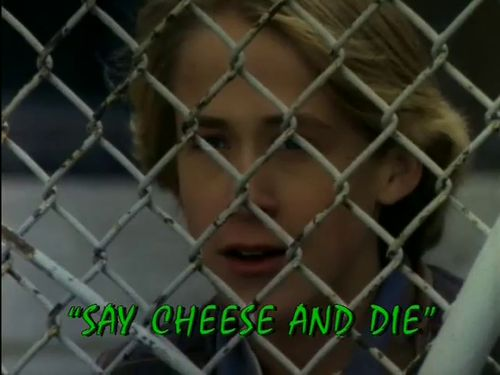 Ryan Gosling on Goosebumps