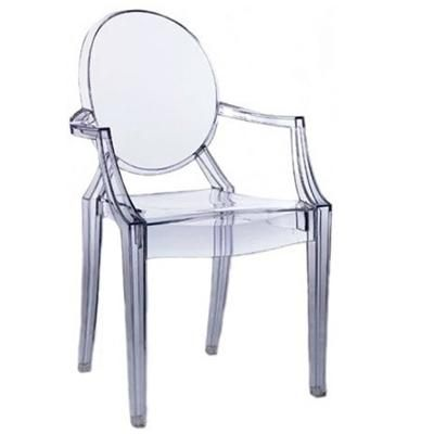Chaise transparente Philippe Starck