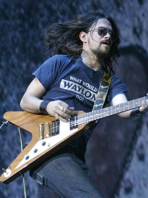 Shooter Jennings - the king of my generation's brand of Southern rock.
