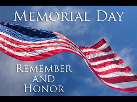 10+ Memorial Day 2017 Free Clipart