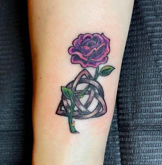 Irish Flower Tattoo Celtic Knots Celtic Tattoo For Women Irish Tattoos Irish Knot Tattoo