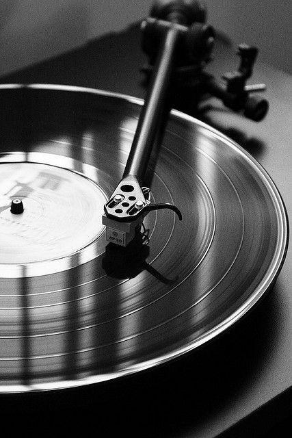 Vinyl - via And ideas are bulletproof...