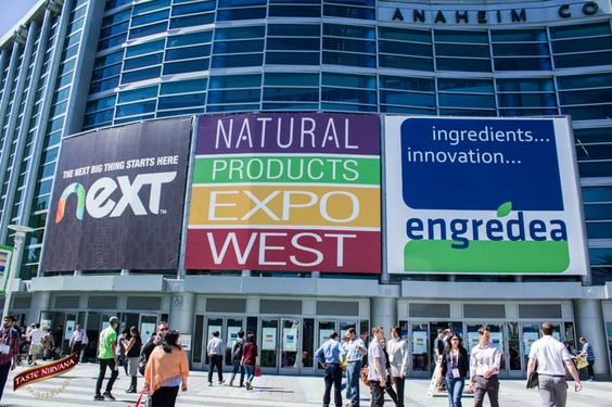 Coming up next weekend #natural #products #expo #west  Come to our booth Hall E Lower Level #5484 http://www.tastenirvana.com