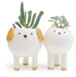 Item of the day: Minky Moo Ceramics' planters from Etsy
