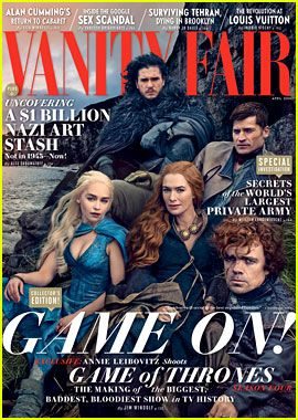 vanity fair game of thrones recap episode 7