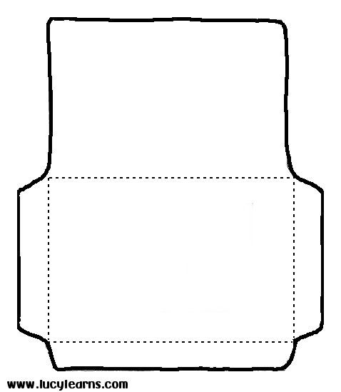 Plain envelope template costumepartyrun http wwwlucylearnscom images chinese envelope red how maxwellsz