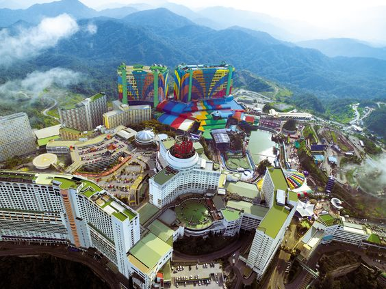 From Asia with Life: #Genting's World of Resorts - #malaysia